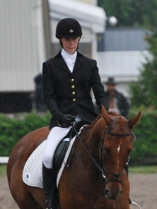 English dressage jacket made in 2010.