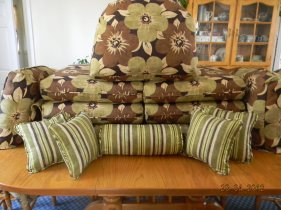 rattan 3 piece set April 2012